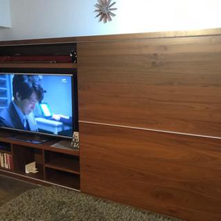 【ネット決済】ボーコンセプトのテレビボードです。状態は非常良いで...