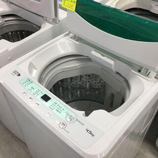 ハーブリラックス4.5K 洗濯機2017年製!!分解クリー…