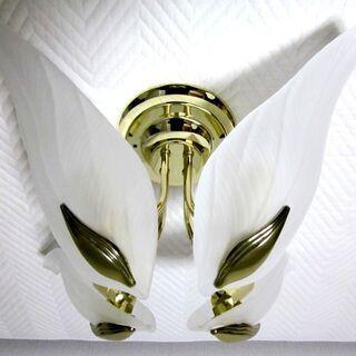 アンティーク照明器具の画像