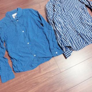 メンズ アメリカ製 長袖シャツ