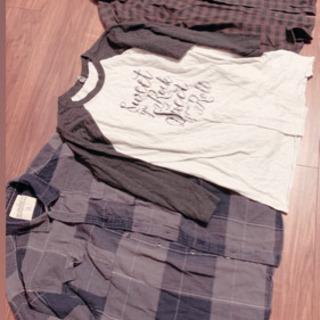 メンズ アメカジ長袖シャツ チェックシャツ XLサイズ