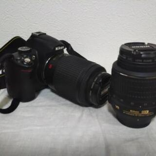 【美品】Nikon ニコン デジタル一眼レフカメラ D5000 ...