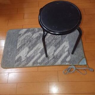 ミニホットカーペット、ミニ電気マット - 福岡市