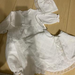 ベビードレス 新生児用