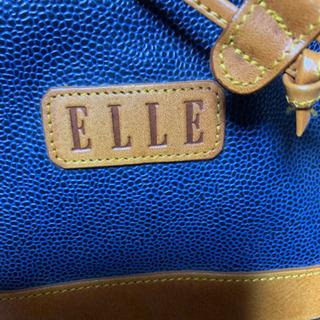 ELLEのバッグ