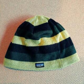 値下げ【patagonia】ニット帽子 Lサイズ