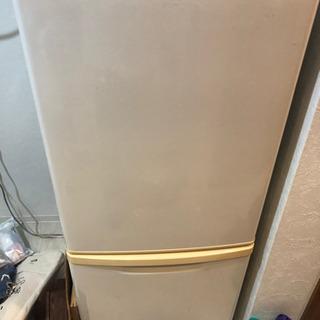 2011年製 Panasonic  2ドア冷蔵庫の画像