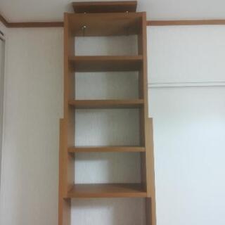 本棚 差し上げます。 - 家具