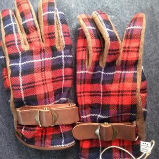 フレンチリネンプレミアム 手袋