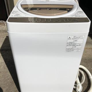 東芝  7kg  洗濯機  AW-7G8  TOSHIBA