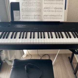 CASIO PX-160BK  88鍵盤 スタンド、椅子付き