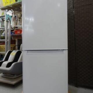 【恵庭】③ニトリ 2ドア冷蔵庫 NTR-106 19年製 …