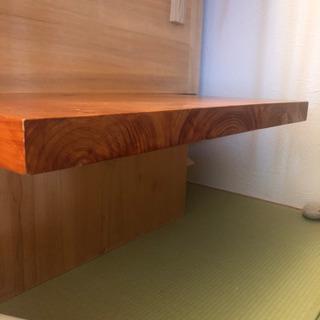 リビングテーブル 和室テーブル - 売ります・あげます