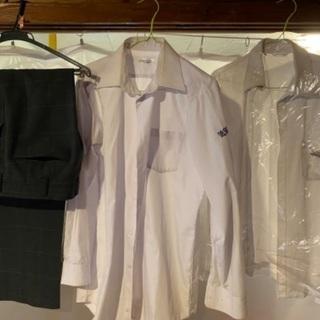 鹿児島情報高校のシャツ