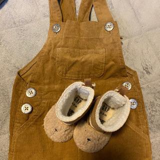 ベビー服とブーツ(GAP)のセット