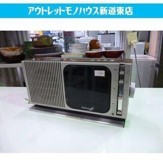 デジタル時計付きAM/FMラジオ RC-305 ナショナル 松下...