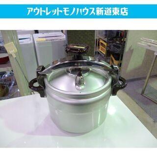 理研 家庭用圧力なべ 6.0L RK-60 1升炊き RIKEN...