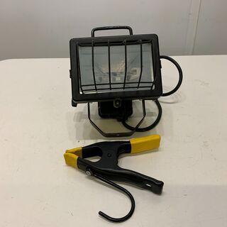 (210218) 作業用 ハロゲン投光器 グリップ付 WL-26...