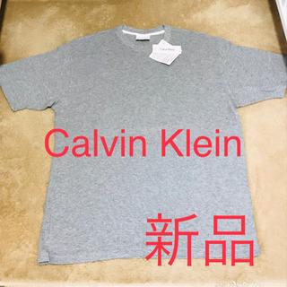 【新品未使用】カルバンクライン Tシャツ M メンズ