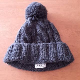 LEPSIM  ニット帽