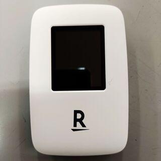 Rakuten WiFi Pocket 楽天 ポケット ホワイト