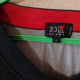 古着  23区紳士トレーナー 値下げ - 服/ファッション