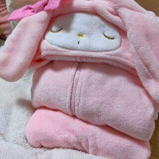 マイメロパジャマ~ふわモコ♡♡