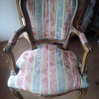 アンティーク?椅子
