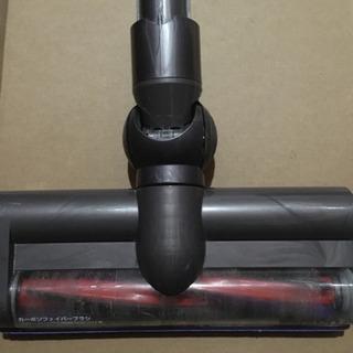 ダイソン掃除機 カーボンファイバーブラシ(ジャンク)の画像