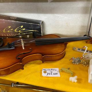 SUZUKI スズキ バイオリン1/2 新品同様