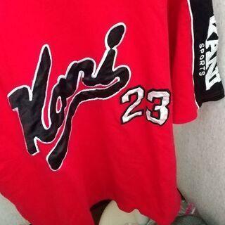 KANIのTシャツ。フリーサイズ。未着用です。
