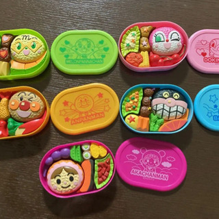 アンパンマン お弁当のおもちゃ パズル