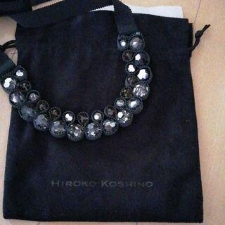 HIROKO KOSHINO ネックレス