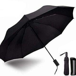 【新品未使用】折りたたみ傘 8本骨 折り畳み 210T 超軽量 ...