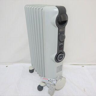 🍎デロンギ オイルヒーター ゼロ風暖房 HJ0812
