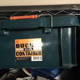 蓋付き コンテナ 収納 工具箱