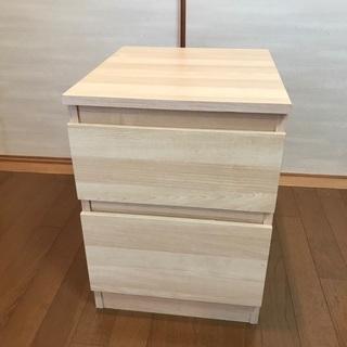 IKEA KULLENクレン チェスト差し上げますの画像