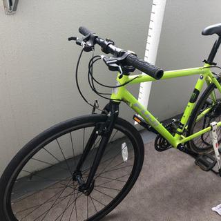 クロスバイク Fuji Palette 17サイズ