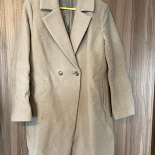 レディース コート マフラー - 服/ファッション