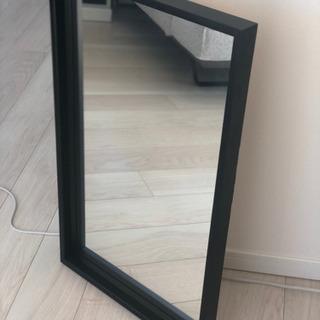 置き鏡 ミラー 壁掛け