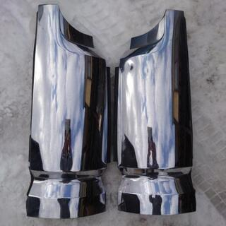 【ネット決済】三菱スーパーグレート  純正メッキコーナーパネル