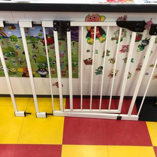 日本育児 ダブルロックゲート ベビーゲート スチールゲート とおせんぼ