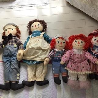 ラガディアンディ人形