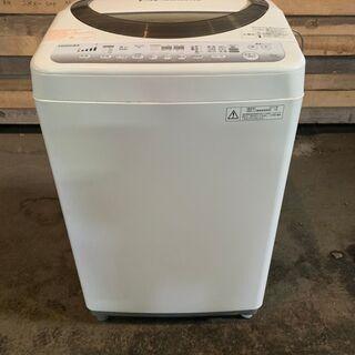 2014年製 TOSHIBA 6.0kg洗濯機 AW-60…