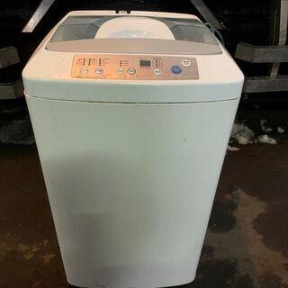【格安】2010年製 Haier 4.2kg洗濯機 JW-…
