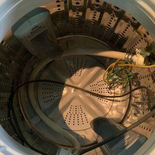 【格安】2010年製 Haier 4.2kg洗濯機 JW-K42B 通電確認済み 早いもの勝ち 直接引取歓迎 - 家電
