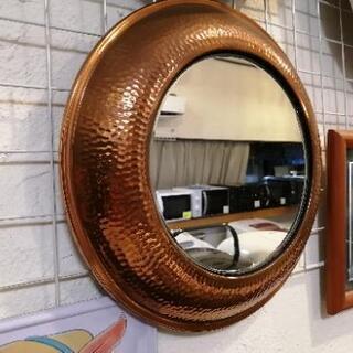 珍☆ 銅製 鏡
