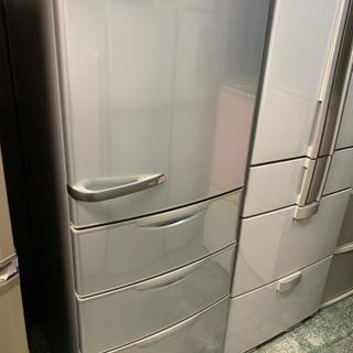 AQUA 4ドア冷凍冷蔵庫 355リットル 2014年