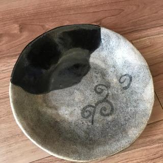 皿 盛皿 中皿 お皿 やきもの 和食器 丸皿