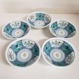 有田焼嘉山窯 小鉢5枚セット - 熊本市